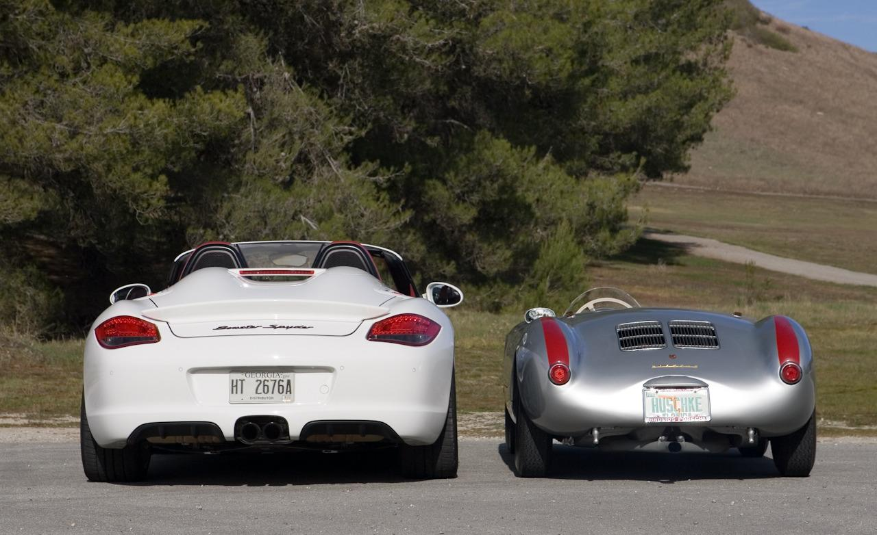 the official just took delivery of my 718 thread 2011 porsche boxster - Porsche Spyder 550 2014