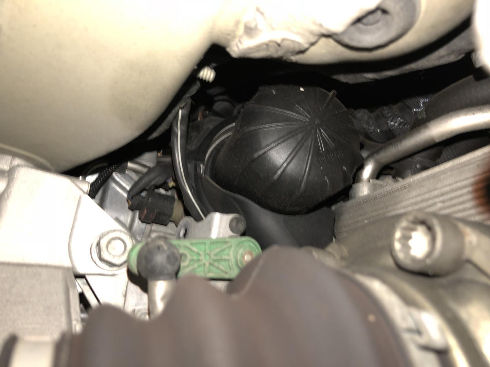 Oil Filter Location