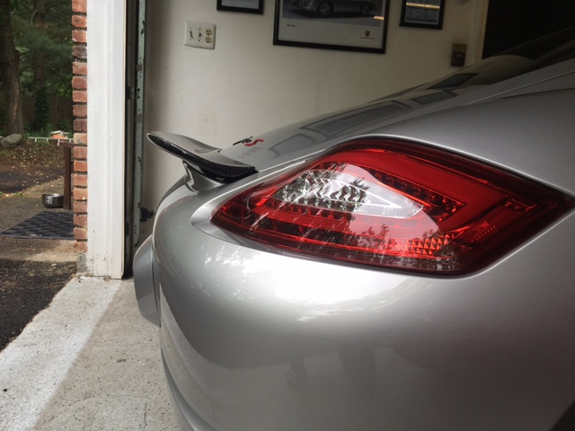 Pdp composites ducktail spoiler pdp composites ducktail spoiler cayman s cf spoiler 11 publicscrutiny Gallery