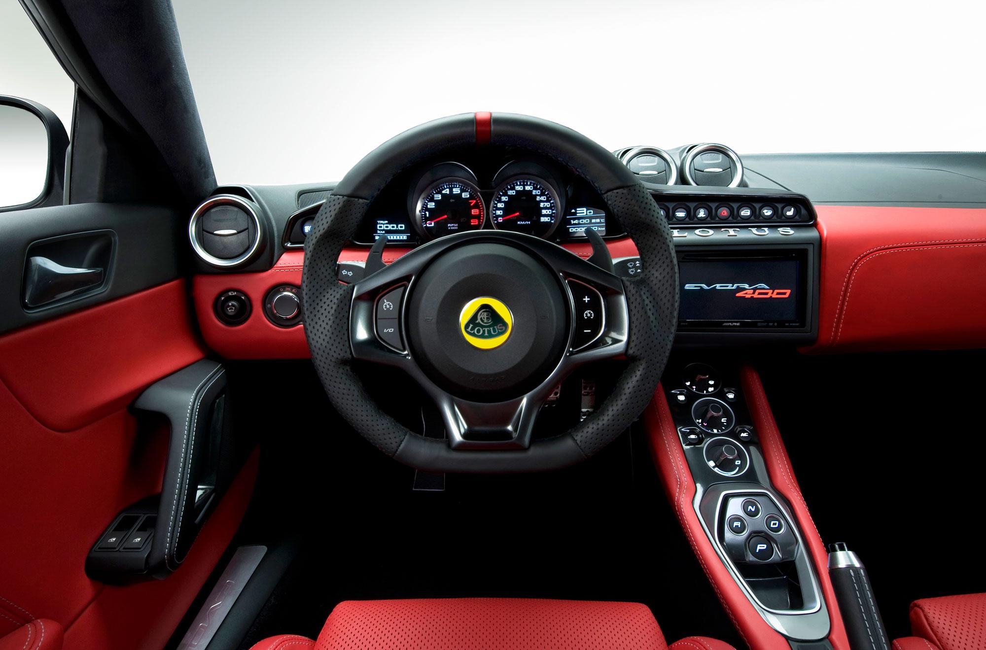 Lotus evora 400 vs cayman gts lotus evora 400 vs cayman gts evora 400 interior straight vanachro Image collections