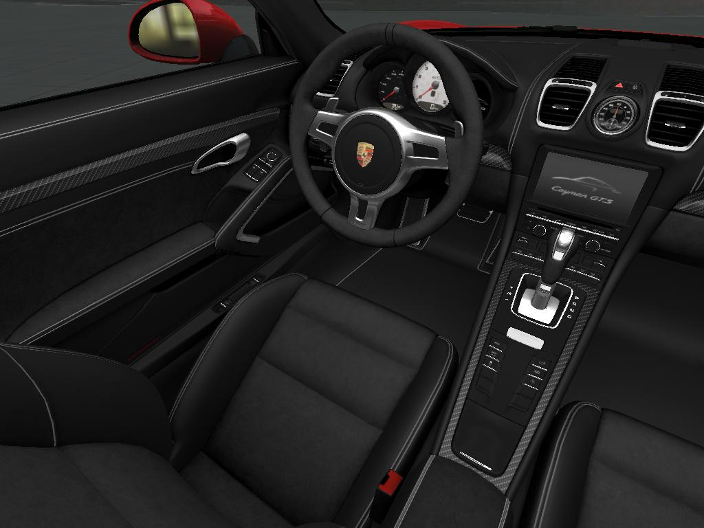 why so few gts ordered with gts interior pkg rhodium silver