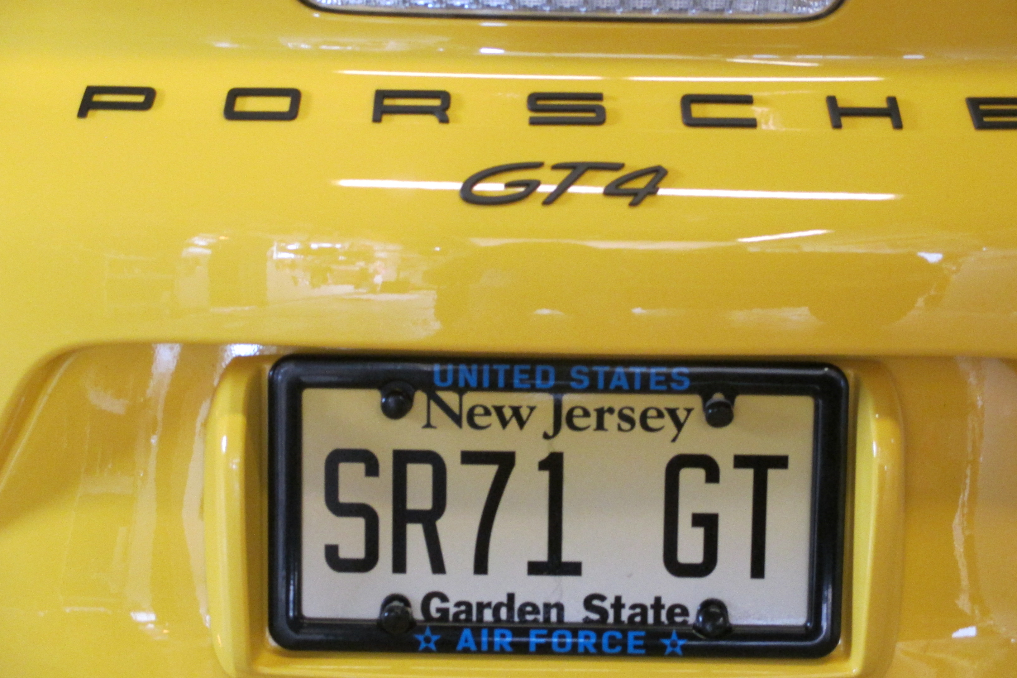 Gt4 Personalized Plates Page 4