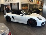 Timelessicons's 2015 PORSCHE 981 Boxster GTS