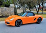 2008 Boxster S Limited Edition Tiptronic