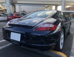 2007 Cayman base from Japan