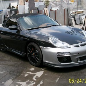 GT3 11  FRONT BOXSTER
