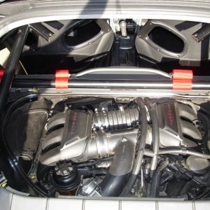 Cayman - Ps - Engine Bay - Small