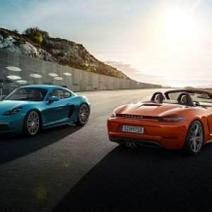 718 Cayman New