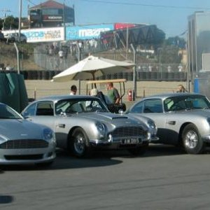 Saturday at Laguna Seca