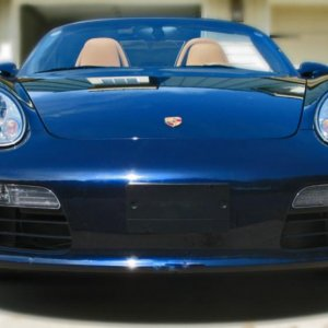 Boxster Head On
