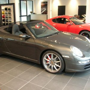 997 Cab Paint to Sample