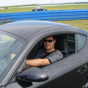 Me on my Cayman S