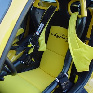 Motordrive Gt3 Seat Inserts