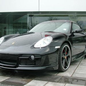 2007 Cayman S with Techart