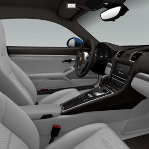 Cayman Interior Ordered