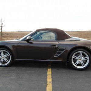 2011 Boxster