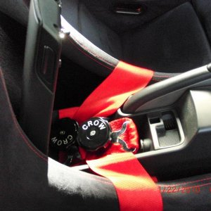 Crow Seat Belts