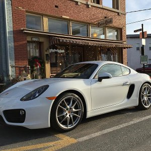 New 2015 Cayman
