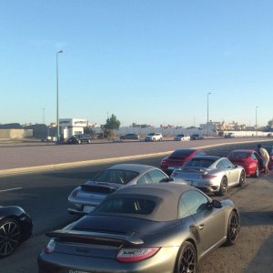 991 turbo @ Porsche event