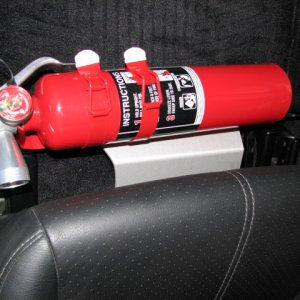 Fire Extinguisher Mounts