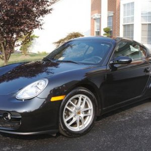 2007 Cayman Basalt Black
