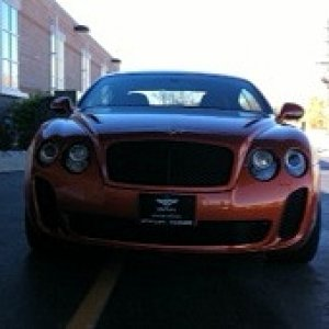 Bentley Pics