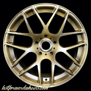 porsche wheels bronze brush wheel dynamics 8