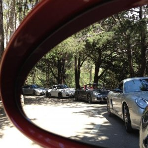 Porsche Club, In The Woods