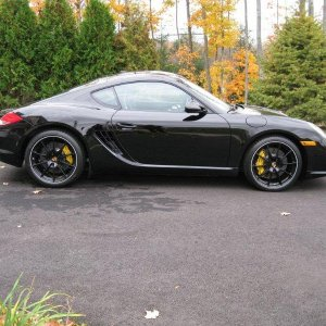 Cayman S Be N Ma