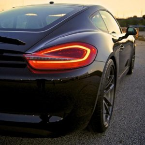 2014 Cayman By Inspired Autosport