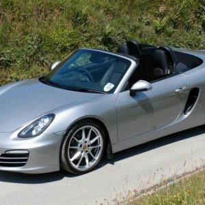 Gt Silver Boxster 2.7