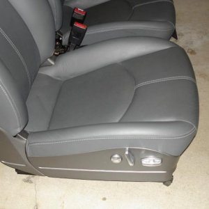 Stock Seats - Controls