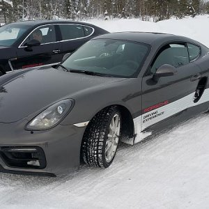 Cayman GTS IceForce2