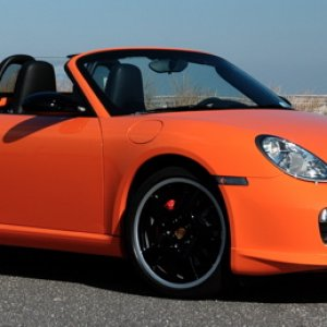 Ltd Edition Boxster Captree 2008