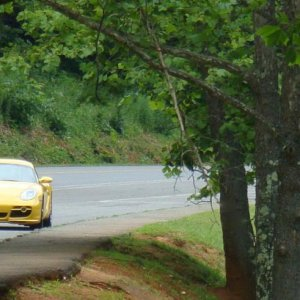 Cayman On The Blue Ridge Parkway