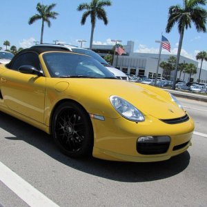 A Meaner Version Of The Great Driving Boxster