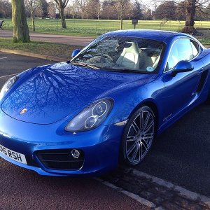 My ordered Cayman