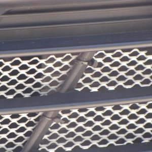 Front Mesh Grill