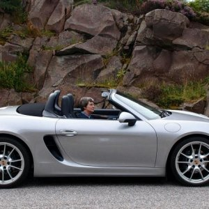 Gt Silver 981 Boxster 2.7