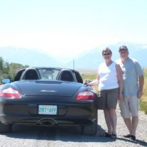 My Babe And My Boxster